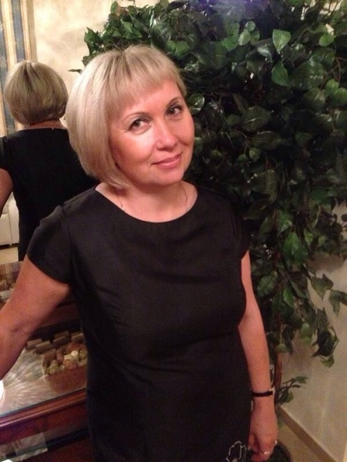 Людмила Алексеевна Ващенко - президент