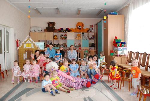Минусинский дом ребёнка