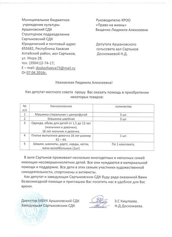 сартыков-заявка