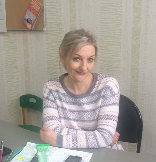 Савченко Ирина Олеговна - сотрудник